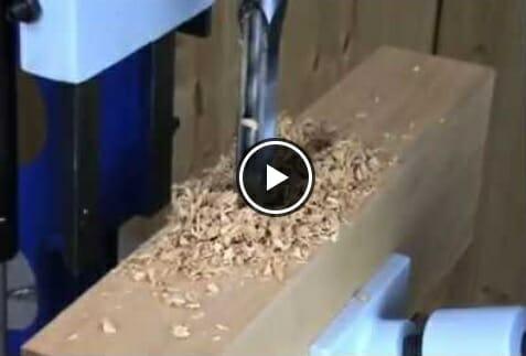 brocas cuadradas escopleadora de madera