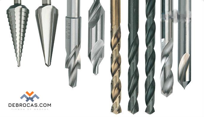 tipos de brocas para metal en oferta para 2021