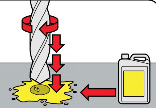refrigerar o lubricar tu broca de metal duro en 2021